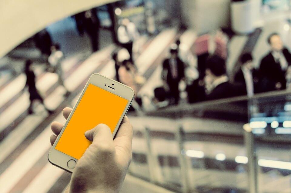 スマホ 携帯